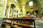 Interno della Chiesa della Natività di Maria Vergine