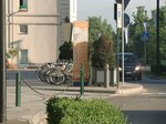 postazioni bike sharing