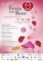Locandina Festa delle Rose 2013